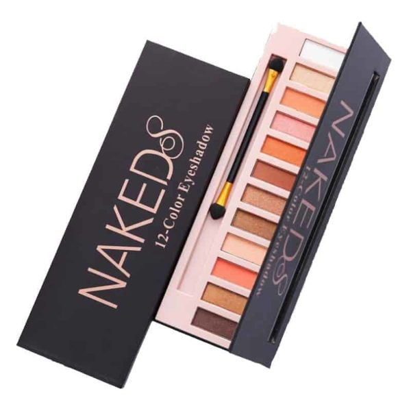 12 colors Matte Nude Professional Makeup Eye Shadow 2
