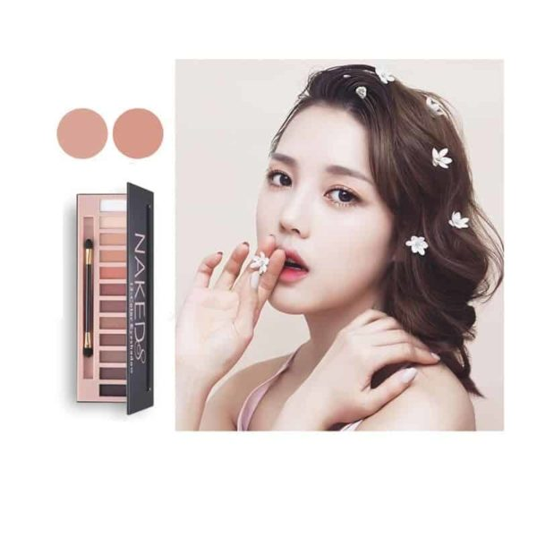 12 colors Matte Nude Professional Makeup Eye Shadow 4