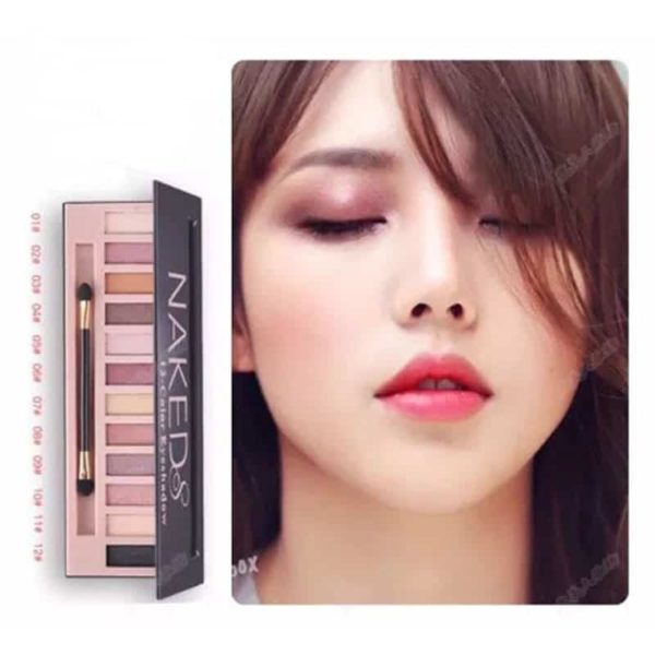 12 colors Matte Nude Professional Makeup Eye Shadow 5