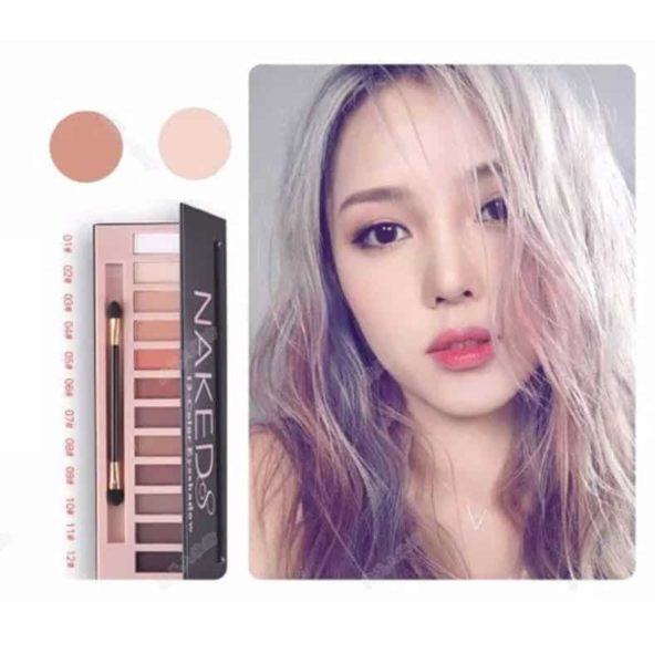 12 colors Matte Nude Professional Makeup Eye Shadow 6