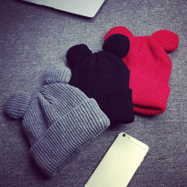 1pc Winter Hats For Women 1