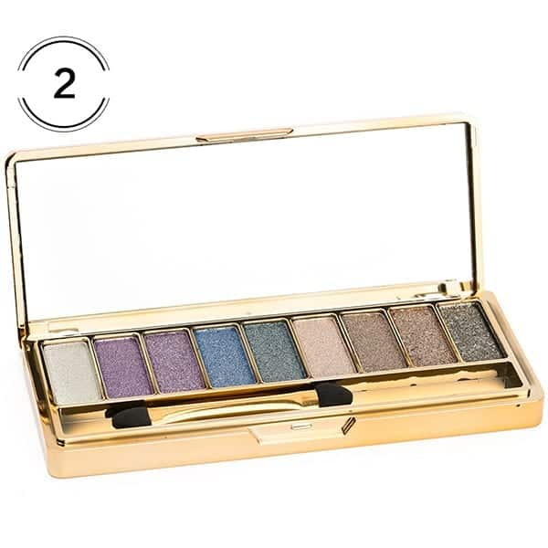 9 Colors Diamond Bright Eye Shadow 5