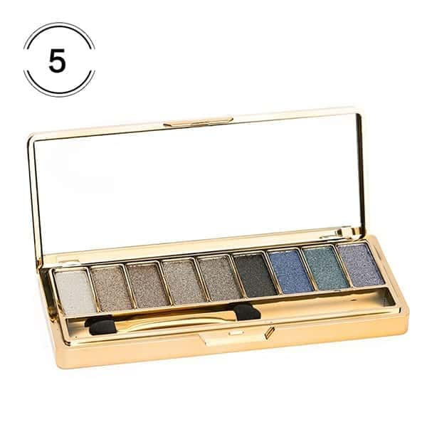 9 Colors Diamond Bright Eye Shadow 9