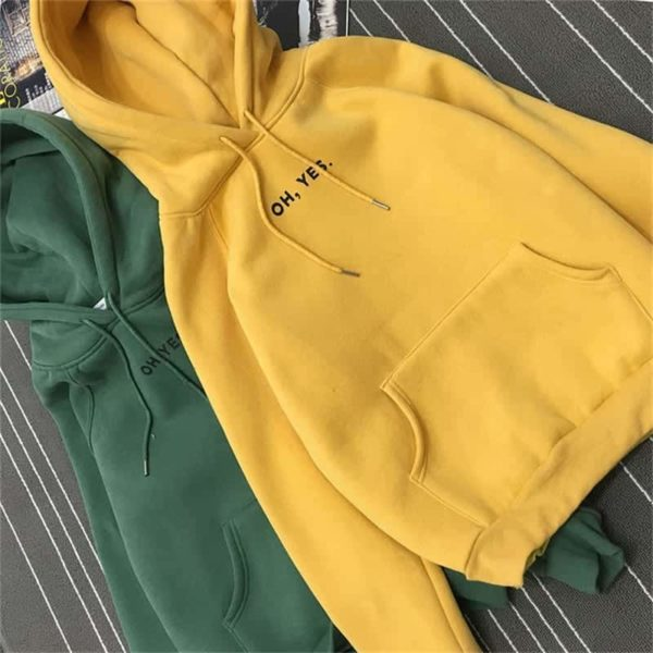 Thick Loose Hoodies Sweatshirts 1