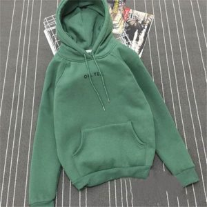 Thick Loose Hoodies Sweatshirts