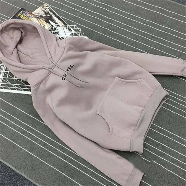 Thick Loose Hoodies Sweatshirts 5