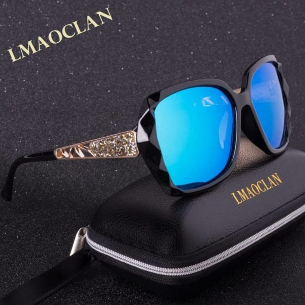 Luxury Brand Design Polarized Sunglasses 2