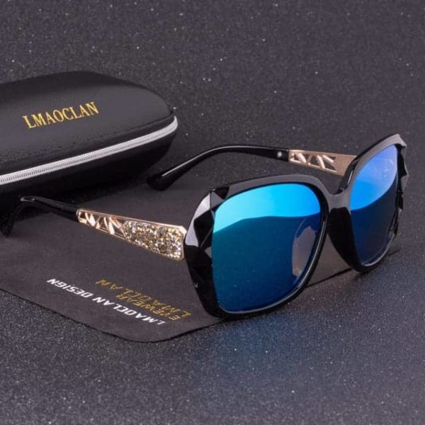 Luxury Brand Design Polarized Sunglasses 8