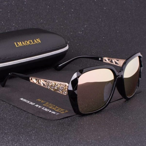 Luxury Brand Design Polarized Sunglasses 3
