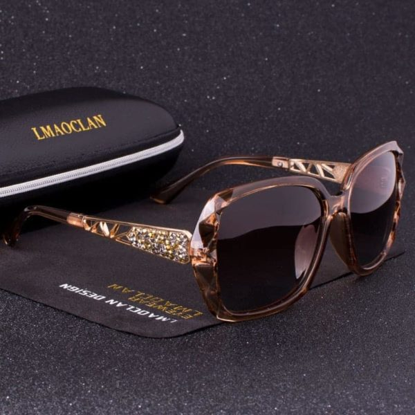 Luxury Brand Design Polarized Sunglasses 4