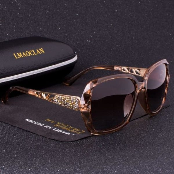 Luxury Brand Design Polarized Sunglasses 10