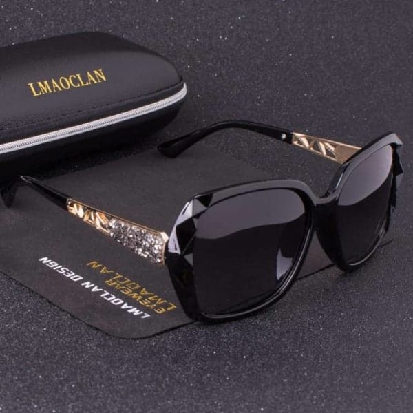 Luxury Brand Design Polarized Sunglasses 11