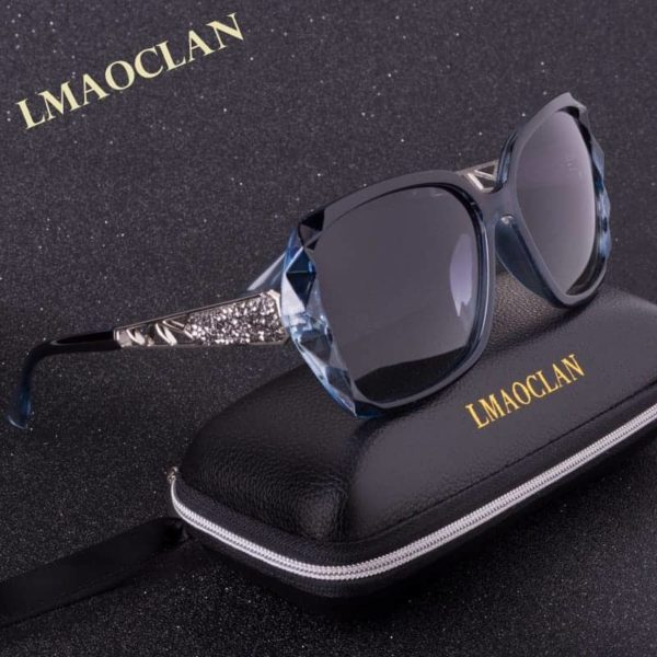 Luxury Brand Design Polarized Sunglasses 1