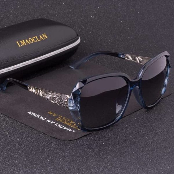 Luxury Brand Design Polarized Sunglasses 7