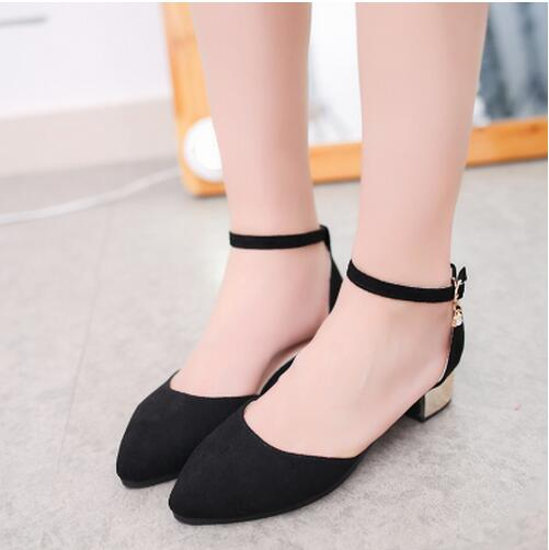 Pointed Toe Dress Shoes High Heels 9