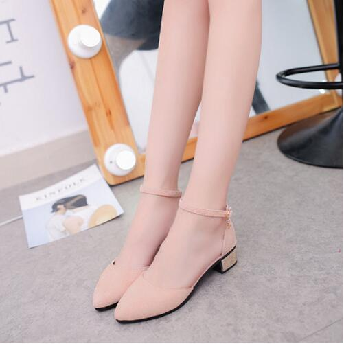Pointed Toe Dress Shoes High Heels 10