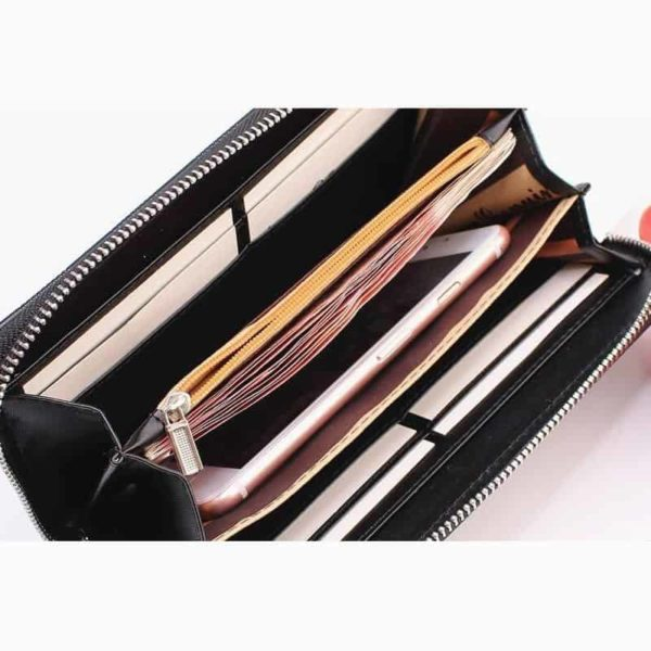 Brand Leather Wallet Luxury 3