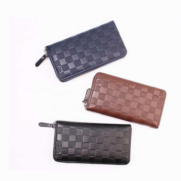 Brand Leather Wallet Luxury 5