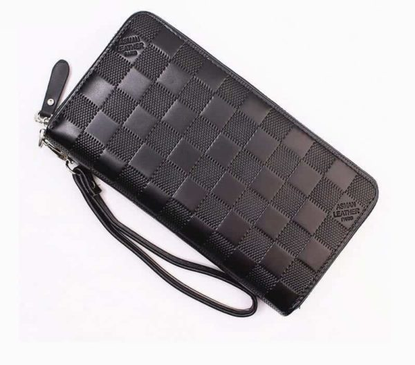 Brand Leather Wallet Luxury 1