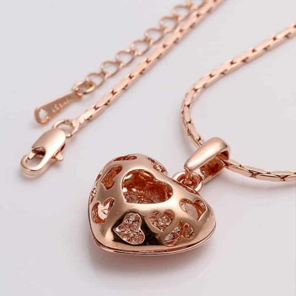 Crystal Pendant Necklace For Women 3