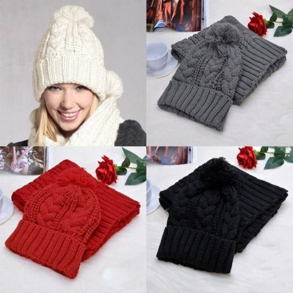 Fashion-Womens-Knit-Handmade-Hat-and-Scarf-Winter-Set-Knitting-Skullcaps-Collars.jpg