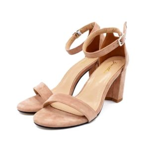 Ankle Strap Heels Women Shoes
