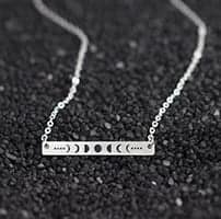 New Celestial Moon Phases Necklace 8