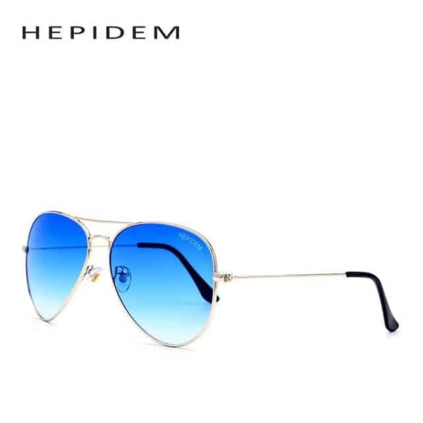 HOT Classic Vintage Aviator Sunglasses 8