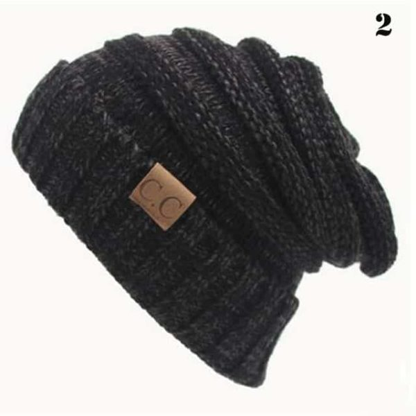 Knitting Caps Casual Hat 10