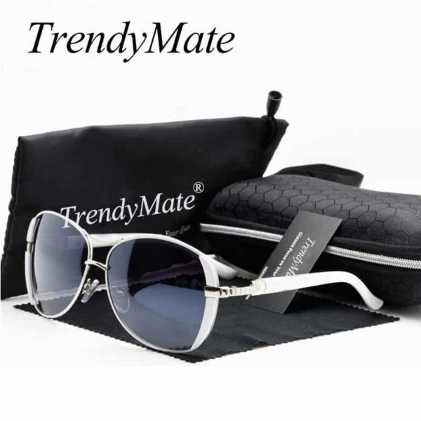Vintage with Box Sunglasses 2