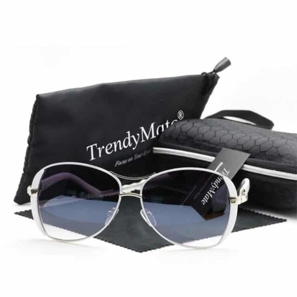 Vintage with Box Sunglasses 9
