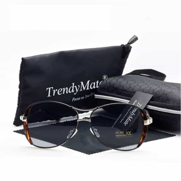 Vintage with Box Sunglasses 10