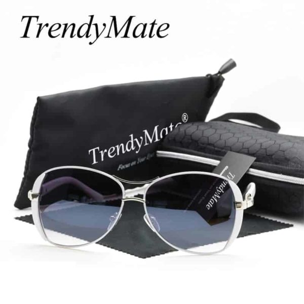 Vintage with Box Sunglasses 5