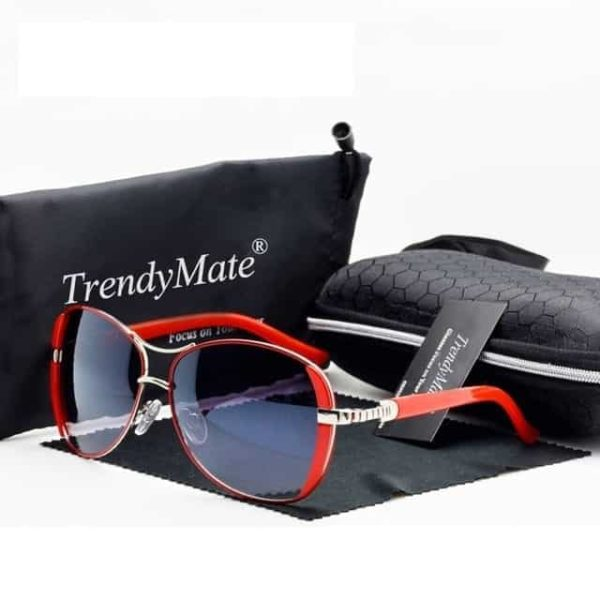Vintage with Box Sunglasses 7