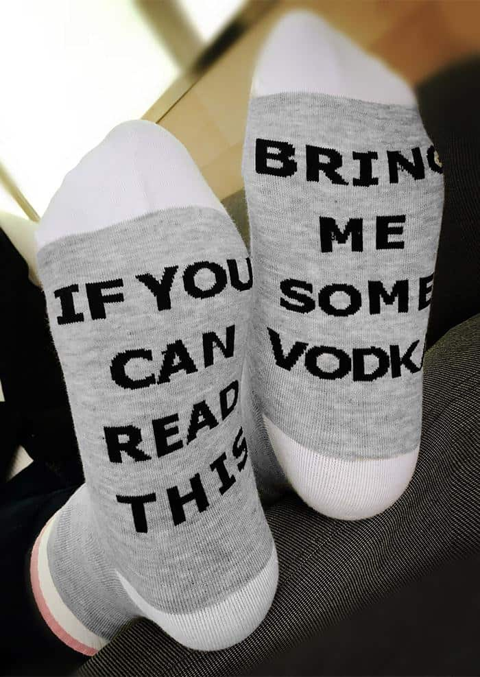 You Can Do It: If You Can Read This Bring Me Some Vodka