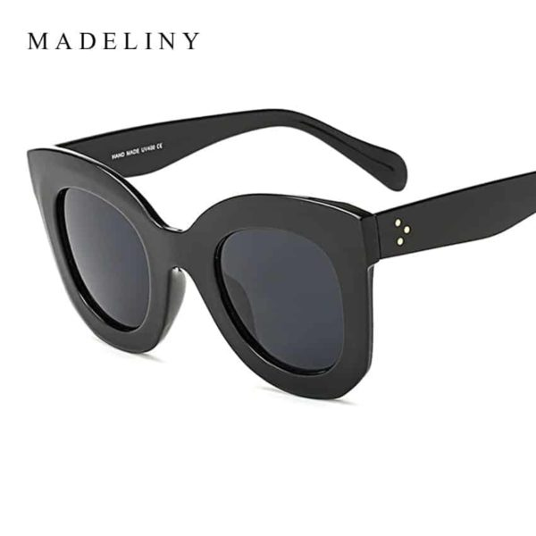 MADELINY New Fashion Cat Eye Sunglasses 2