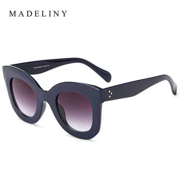 MADELINY New Fashion Cat Eye Sunglasses 8