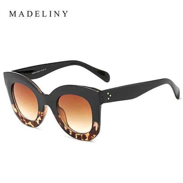 MADELINY New Fashion Cat Eye Sunglasses 9