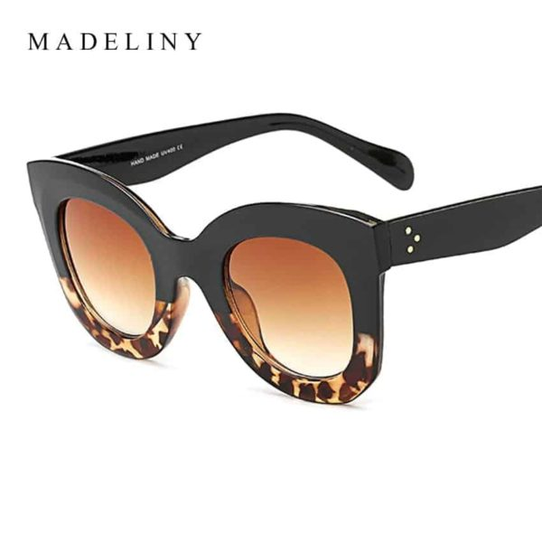 MADELINY New Fashion Cat Eye Sunglasses 4