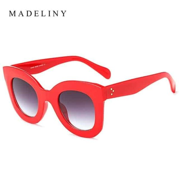 MADELINY New Fashion Cat Eye Sunglasses 11