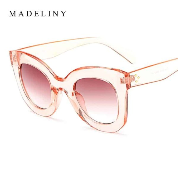 MADELINY New Fashion Cat Eye Sunglasses 6
