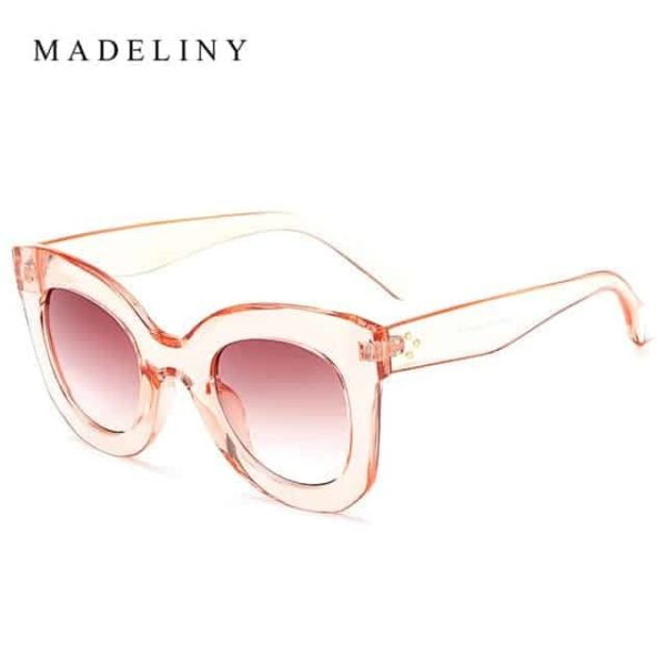 MADELINY New Fashion Cat Eye Sunglasses 13