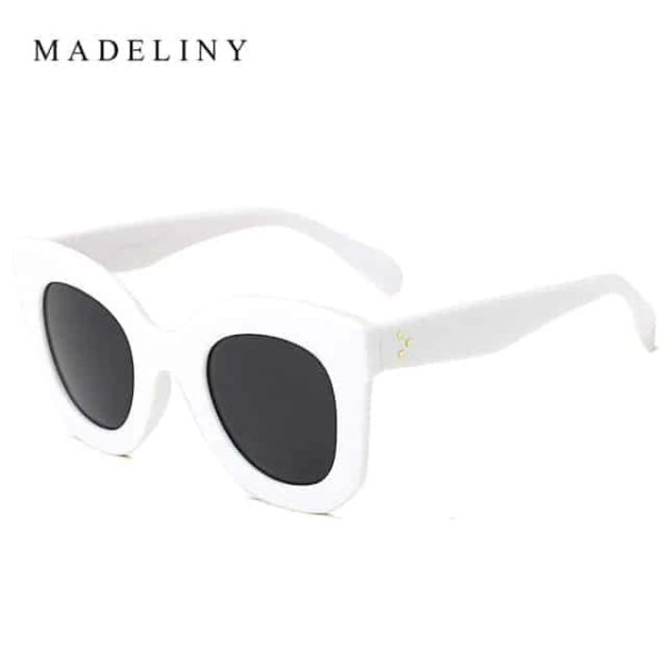 MADELINY New Fashion Cat Eye Sunglasses 7