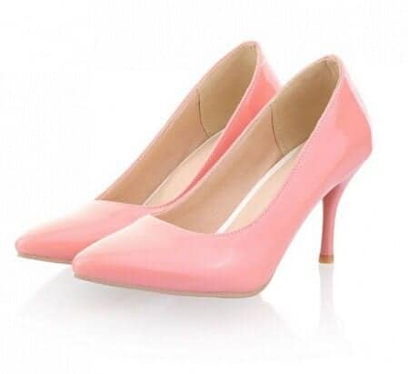 New Fashion High Heels Classic Shoes 9