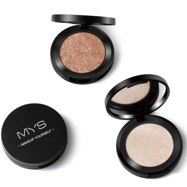 Face Makeup 6 color Bronzer and Highlighter 6