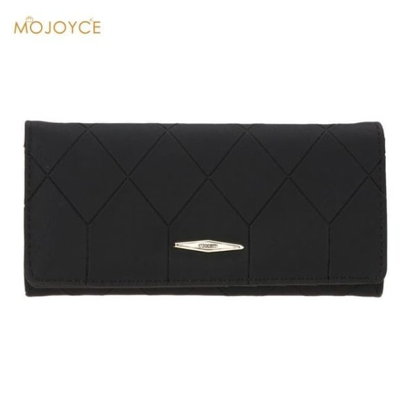 New Fashion PU Leather Women Wallets Vintage 8