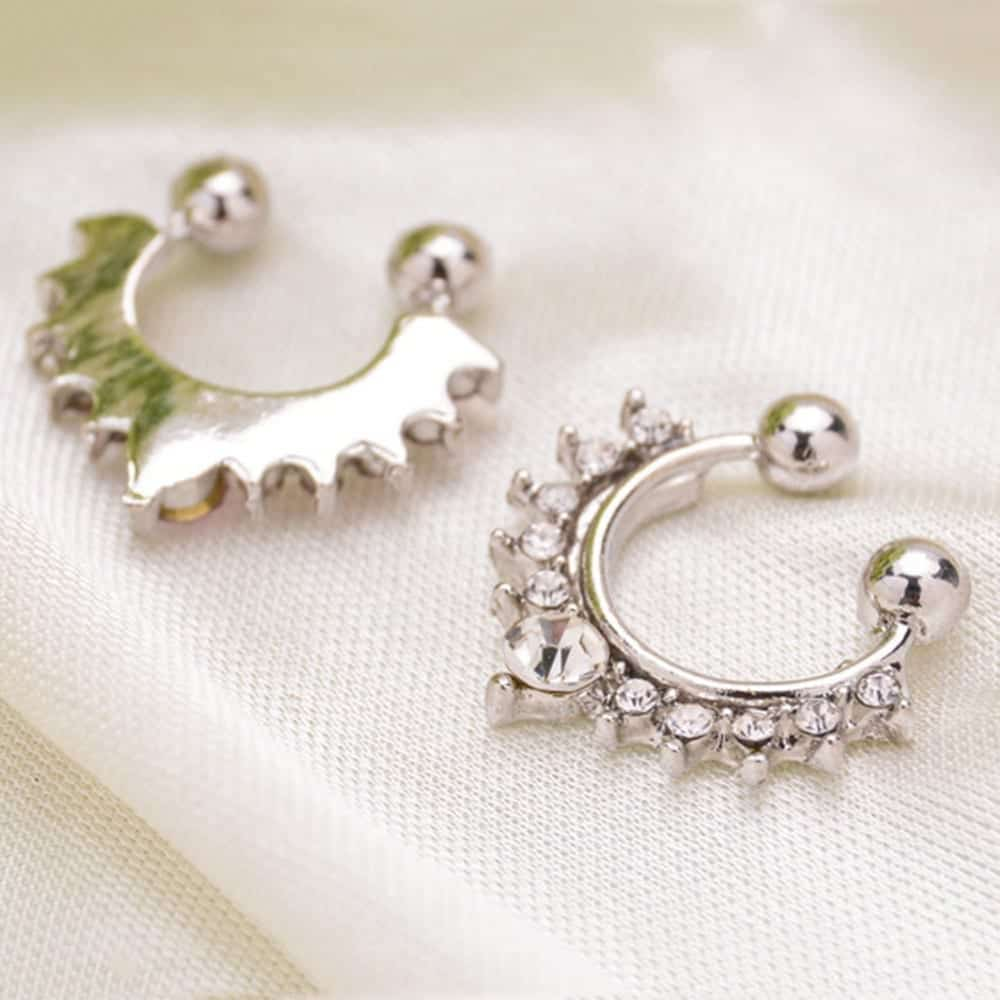 Fashion Fake Nose Ring Septum Save Up To 75 Off Rhalyns