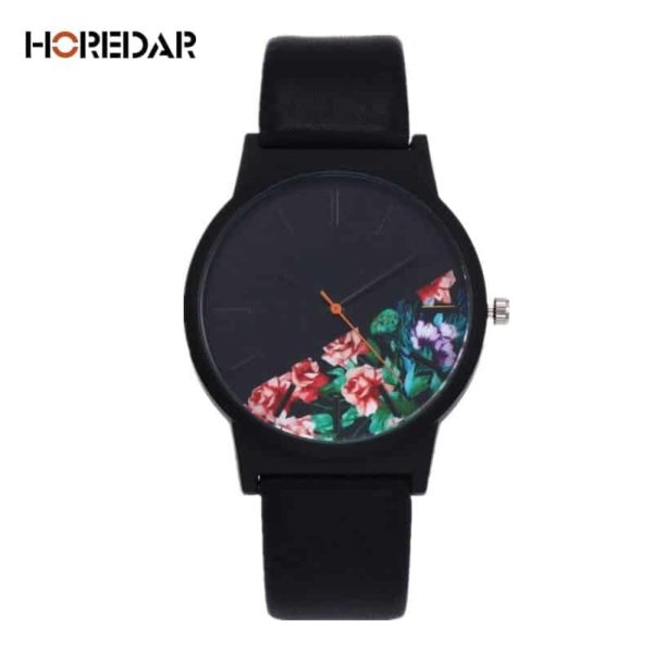 New Luxury Vintage Leather Women Watches 1
