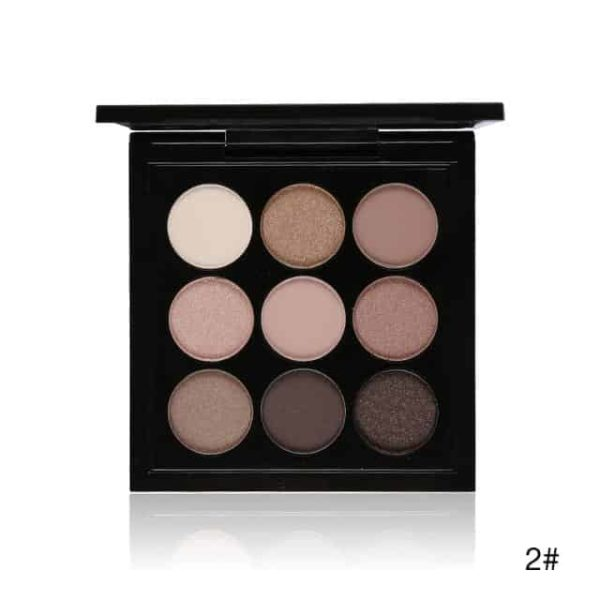 Party Queen New 9 Artist Eye Shadow 8