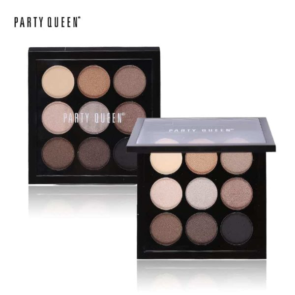 Party Queen New 9 Artist Eye Shadow 4